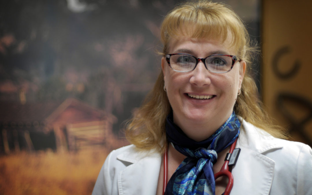 Dr. Brenda Steinberg, MD takes an expanded role at The Practice